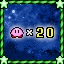 Kirby to the Power of 20