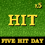 Five Hit Day