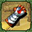 Infamous Silver Gauntlets