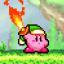 Kirby & The Burning Blade