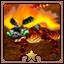 Subterranean Lava Dragon: Volvagia [m]