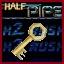 Keys in the Half Pipe