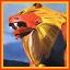 The Lion Roars!!