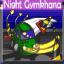 Night Gymkhana