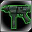 S-Uzi Machine Gun