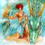 Water Path Champion (White Dragon)