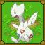 White Pokemon For Peace