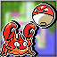 A Crab for a Pokeball