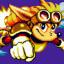 Golden Rocket Knight