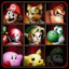 Smash Bros Knockout Battle