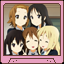 [Title] K-ON! I love you!