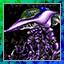 Purple Mudy Crystal