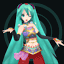 Miku from Middle East