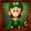 Red Coin Challenge Luigi Stage