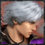 Silver Haired-Demon