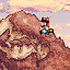 I Have The Higher Ground Luigi!