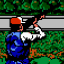 Clay Pigeon Shooting Man