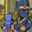 Enter The Ninja!!!
