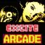 Arcade Excite Style Gold