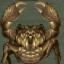 One Crabby Dude