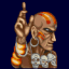 See Dhalsim's ending