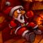 Santa Gets Presents Too