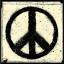 Peace, man!