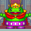 Bested Amon Frog Form