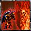 Fire Gargoyle vs. Flame Lord