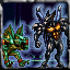 Tidal Gargoyle vs. Legendary Arma