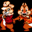 Chip and Dale's Highlanders for Hire