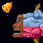 The Yellow Bell-o'-belly (Space Battleship Moai)