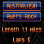 Australia 1-2