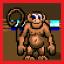 The Tough Malvin the Monkey