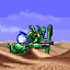 Ramba-Rumble in the Desert