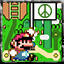 Super Pacifist Mario feat. Hungry Yoshi I (Yoshi Island)