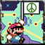 Super Pacifist Mario feat. Hungry Yoshi VIII (Star World)