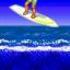 (Surfing) Achieve 15 Jumps Points