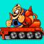 Rock and Roll L XI (Guts Tank)