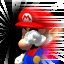 Mach Speed Mario