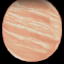 Surface of The Jupiter