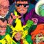 Undefeated Non-Mutant Superhero