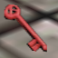 Left Tower Key