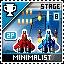 Minimalist VIII
