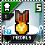 Medal Collector I