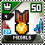 Medal Collector IV