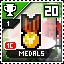 Medal Collector MASTER I