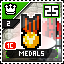 Medal Collector MASTER II