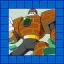 Defeat Stone Man