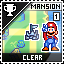 Rocky Mansion Clear